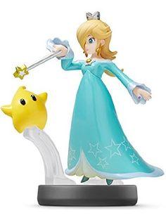 amiibo Rosetta & Chiko (Rosalina & Luna) - JAPANESE IMPORT ❤ Nintendo