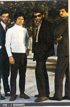 i giganti - italian group - 60s  #TuscanyAgriturismoGiratola