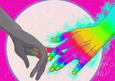 Bildergebnis für psychedelic gif