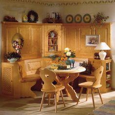 bauernstube nostalgia pinterest bayrisch und allg u. Black Bedroom Furniture Sets. Home Design Ideas