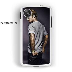calvin klein justin bieber for Nexus 4/Nexus 5 phonecases