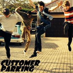 Check out Customer Parking on ReverbNation