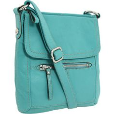 i need a teal purse.. fossil purse I like this one bestie.. I think its turquoise not teal.