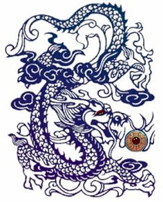 nordic dragon coloring pages - Google Search