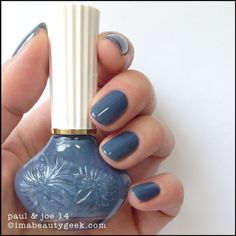 """I'm a Beauty Geek:  Paul & Joe """"Blue Jeans"""""""
