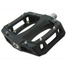 Universal Cycles -- Gusset Slim Jim Loose Ball Pedals - Black