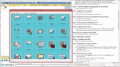 Packet Tracer 2.3.2.5 Implementing Basic Connectivity