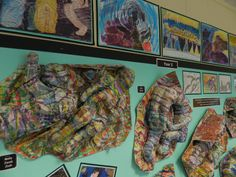 Henry Moore project Year 5