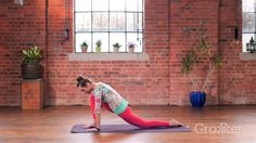 This hip opening flow will melt away tension that lies deep within the hips. You'll experience a deep release and be left with an open heart – 19mins