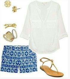 Cute look for a day of lounging...