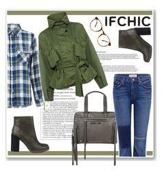 """""""Ifchic"""" by ruza-b-s ❤ liked on Polyvore featuring 10 Crosby Derek Lam, ifchic and worldwideshipping"""