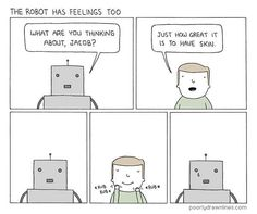 """F is for Feels 