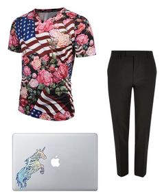 """""""Untitled #17"""" by rtorlike on Polyvore featuring River Island, Vinyl Revolution, men's fashion and menswear"""