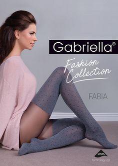 Gabriella Puntina Women/'s Polka Dot Patterned Knee High Socks