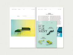 B/M for Tacchini ⁄ The Journal 2013