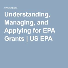 Understanding, managing and applying for EPA grants. Find grant application forms, grant information, helpful hints, and guidance for EPA funding opportunities. Grant Application, Grant Writing, Helpful Hints, How To Apply, Boards, Planks, Useful Tips, Handy Tips
