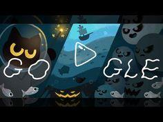 Google Doodle: Halloween 2020   Full Game - YouTube Google Halloween, Happy Halloween, Halloween Sounds, Halloween 2020, Spirit Halloween, Halloween Crafts, Halloween Wreaths, Halloween Ideas, Google Doodles