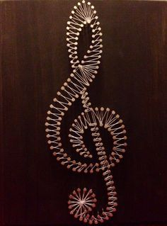 string art patterns music - Google Search