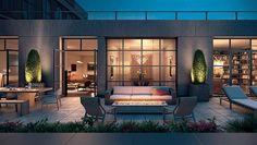 caleidoscópica - blog d design de interiores e decoração | Eu quero acordar na cidade que nunca dorme. Sterling Mansion - New York