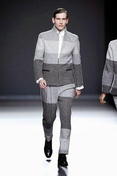 #Menswear Etxeberria Fall Winter 2015 / #MIZUstyle