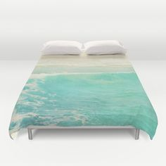 Buy ultra soft microfiber Duvet Covers featuring beach ocean wave. Surge. Hermosa Beach photograph by Myan Soffia. Hand sewn and meticulously crafted, these lightweight Duvet Cover vividly feature your favorite designs with a soft white reverse side.