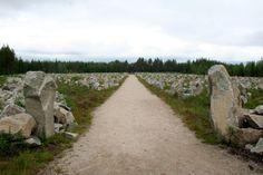 Raatteen Portista löytyy Talvisodan Monumentti, jonka pinta-ala on noin 3 hehtaaria ja siinä on noin 17 000 kiveä muistoksi Suomussalmen taisteluissa 1939-40 kaatuneille sotilaille. #suomussalmi #finland