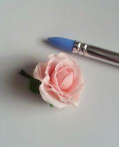 Rose porcelaine froide