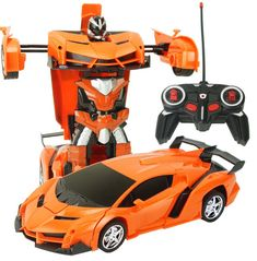 RC Cars Deformation Remote Control Cars Robot King Kong Remote Control Car Toys Gift for Boys. Click visit to buy #RemoteControl #Car