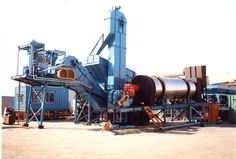 From our more than 50 years experience of manufacturing asphalt mixing plant based on our core technology of heating and plant control technology, we provide high-added-value in maintenance saving, energy saving, and environmental load reducing.