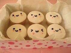 face cupcakes 035 by hello naomi, via Flickr