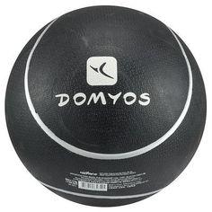 Bilanceri e trazione Materiale fitness, Palestra - Palla medica 5 kg DOMYOS - Attrezzi body building