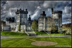 Dromoland Castle, Ireland - one of my favorite places in the world!