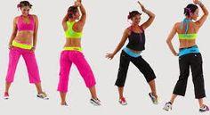 Baila Baila Zumba Fitness: Clases de zumba para principiantes