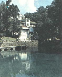 Radium Springs in Albany, Georgia. One of our favorite places to go when we lived in Albany.