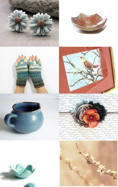 Autumn Slate by Kelly Walston on Etsy--Pinned with TreasuryPin.com