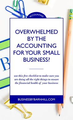 Whats the best business credit card can i use a personal credit are you overwhelmed by the accounting for your small business this free checklist can help reheart Image collections