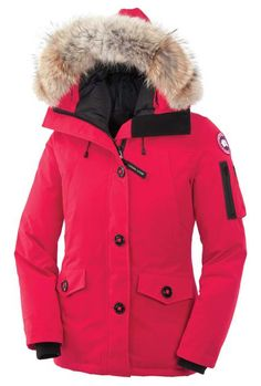 Canada Goose Montebello Parka Pink Womens  want. only 318$