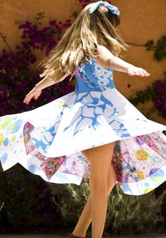 Reversible dresses and skirts for girls. Come to TwirlyGirl and see the entire collection. Proudly Made in Los Angeles, CA.