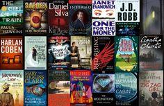 Enter to Win 20 Paperback Mystery & Suspense Novels
