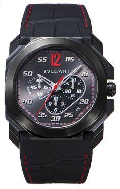 ブルガリ オクトのKEN OKUYAMA DESIGN 日本限定モデルは、クルマ好きに刺さる!|メンズ高級腕時計ニュース|GQ JAPAN