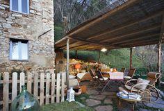 Ferienhaus Toskana Camaiore Ref. 93914-9 Ferienhaus für 2 Personen mit Blick auf das Meer - Garten