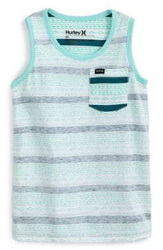 Hurley 'Flip It & Reverse' Graphic Tank (Toddler Boys) available at #Nordstrom