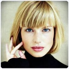 Short hair cuts with bangs 2018 - Hairstyles With Bangs