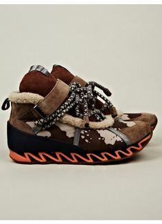 Bernhard Willhelm x Camper To Sneakers