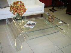 Coffee table from Design Plus.