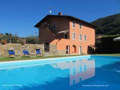 Ferienhaus mit drei Ferienwohnungen bei Lucca www.traumtoskana.com