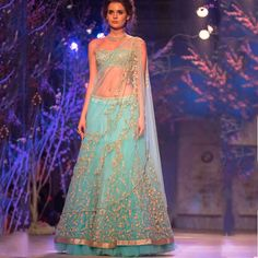Vintage Indian 3 Pieces Amazing Sexy A Line Tulle Evening Dresses Turquoise Beading Appliques Embroidery Long Women Formal Gown