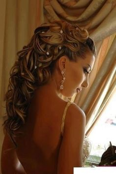 more wonderful wedding hair ideas