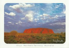 Uluru, Northern Territory Australia