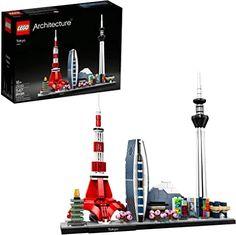 Amazon.com : lego tokyo Tokyo Tower, Tokyo Skyline, Famous Buildings, Buy Lego, Lego Architecture, Victorian Architecture, Residential Architecture, Lego Building, Lego Sets